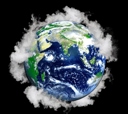 地球を覆う大気