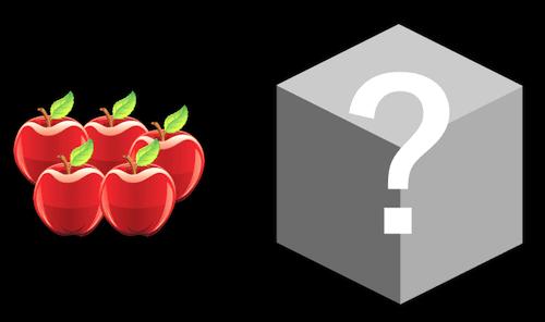 リンゴを運ぶケースの素材