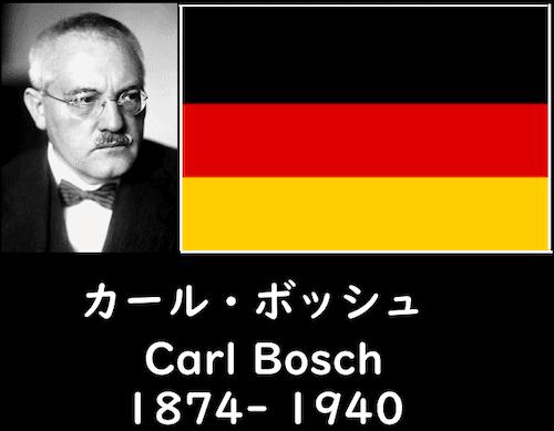 カール・ボッシュ