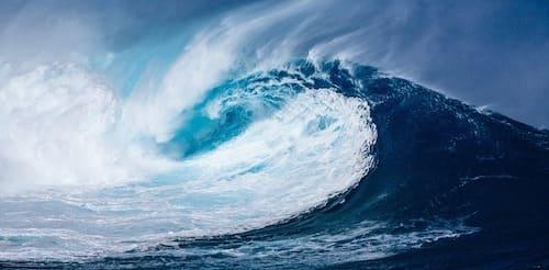 海の塩分濃度