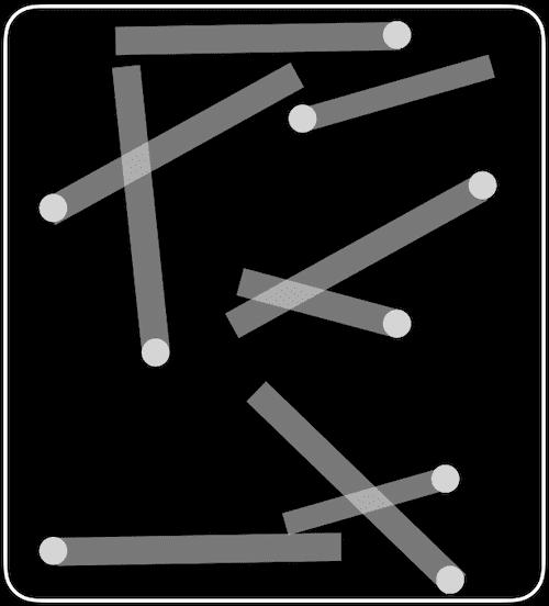 気体の分子構造