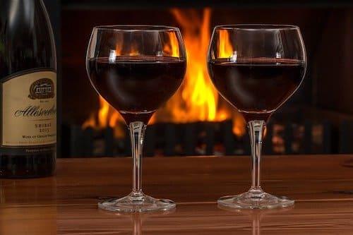 水とエタノールの混合物ワイン