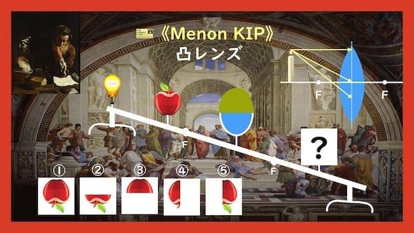 Menon KIP 凸レンズ