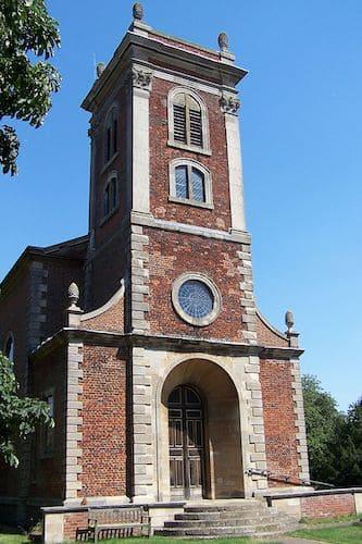 ミルトン・キーンズの教会